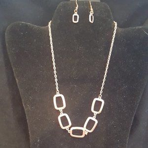 Paparazzi Copper Necklace Set